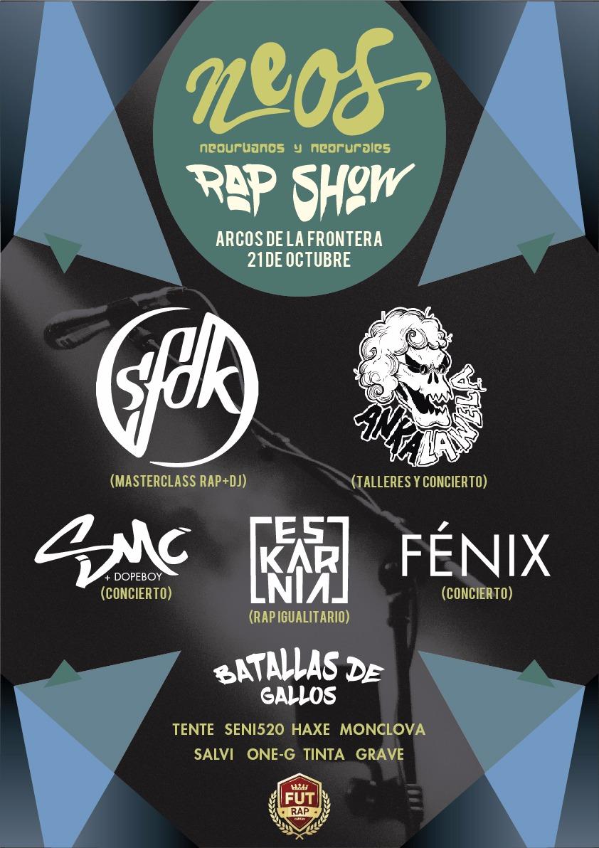 2017 Proyecto Neos (Rap)