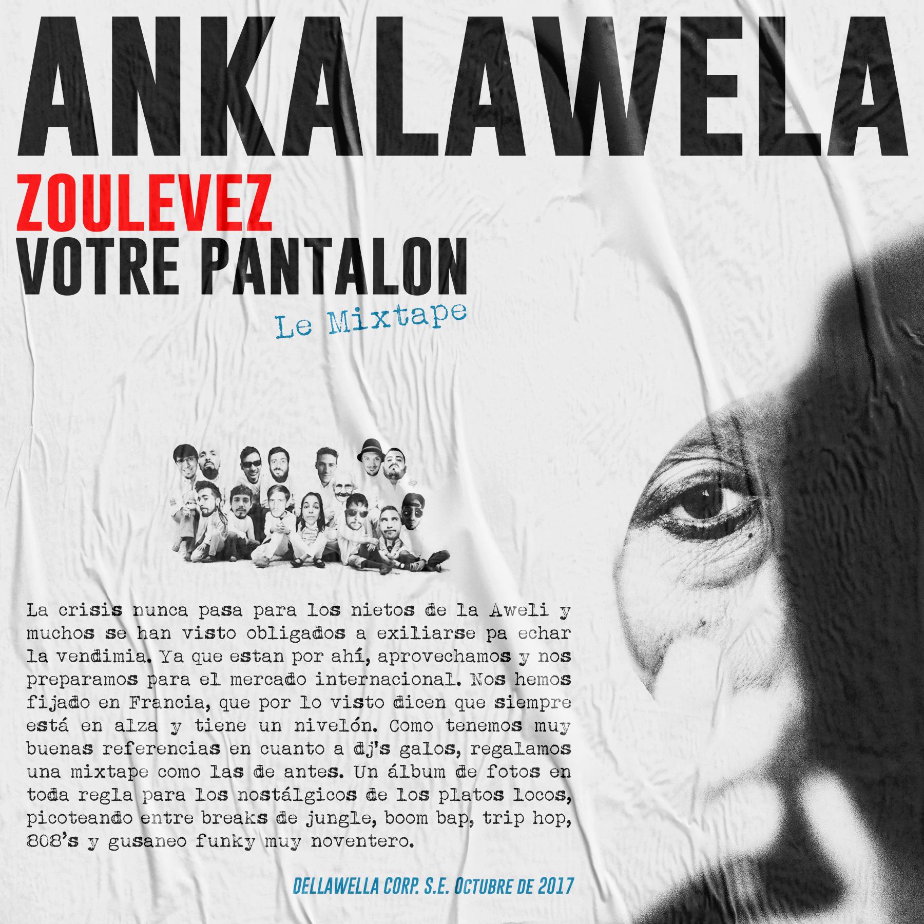 Ankalawela -Zoulevez votre pantalon (2017) 03