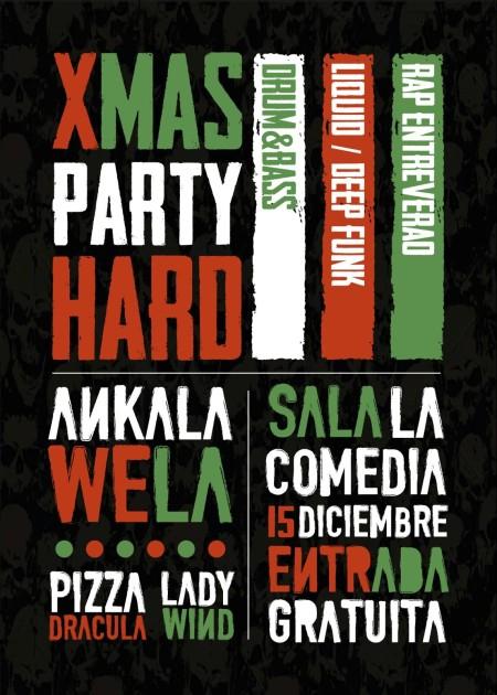 2017 Xmas Party Hard III