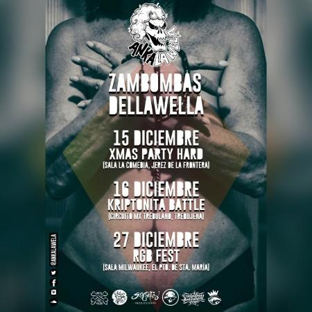 2017 Zambombas Dellawella