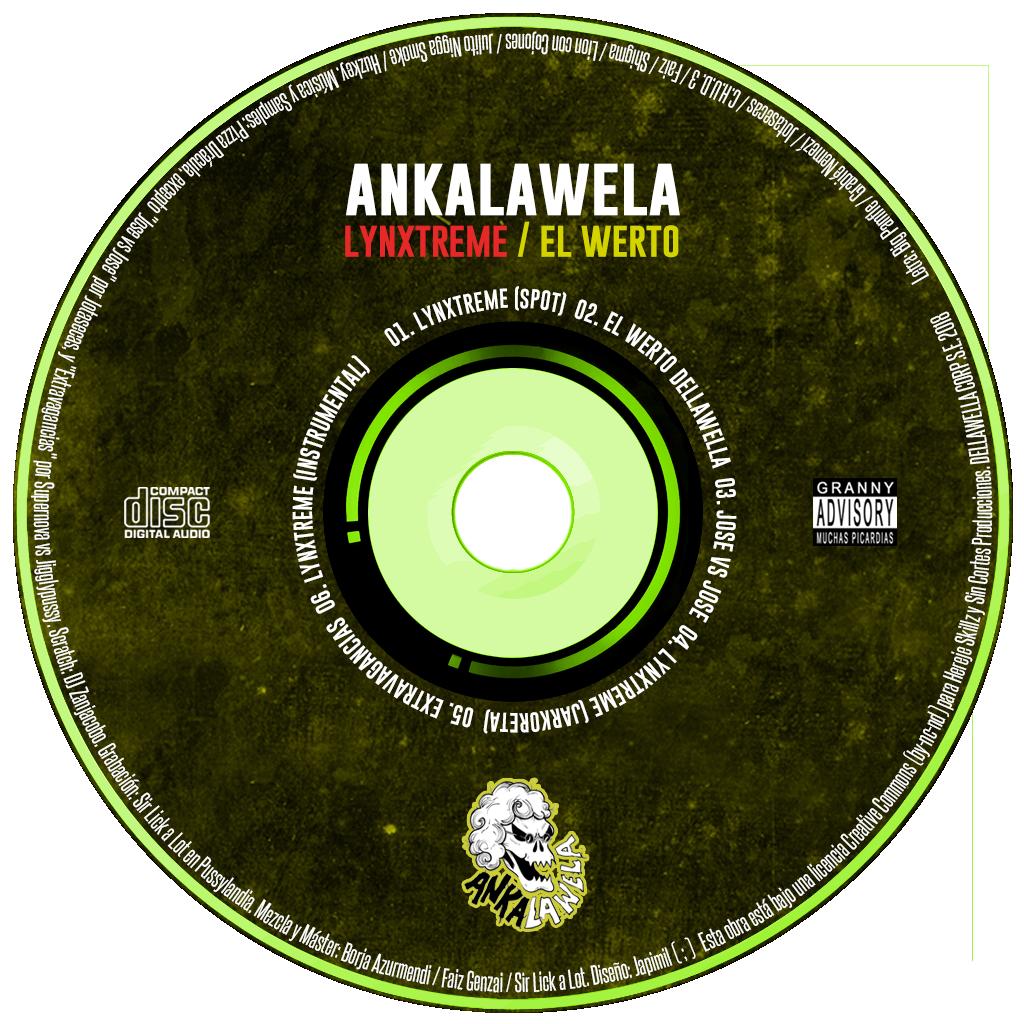 Ankalawela -Lynxtreme (CD)