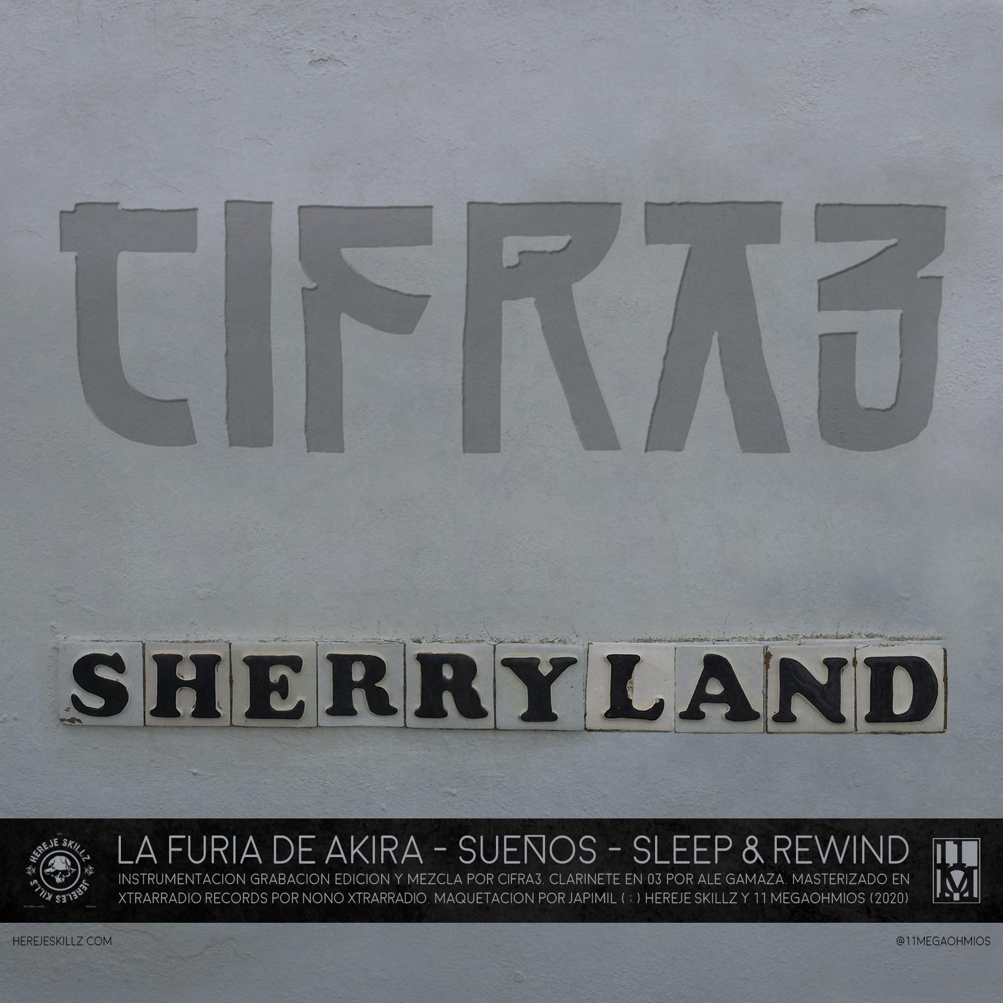 CIFRA3 - SHERRYLAND (2020)
